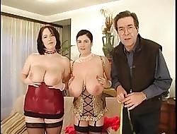 Muazzam almanca göğüsler - özgür yetişkin pornosu