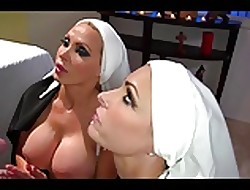 huge tits threesome - sex free movies
