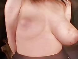 Big tits spanking - heiße sexy nackte babes