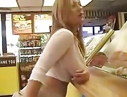 Grote tieten upskirt - hd porn gratis
