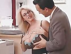 big tits office porn - big nude boobs