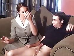 saggy tits handjob - free movie sex