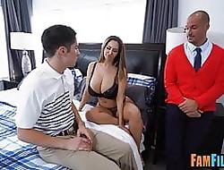 big tit step mom - hardcore sex tube