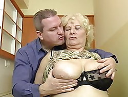 young and old tits - big juicy titties